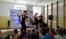 Wizyta szkoły muzycznej YAMAHA