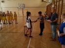 Zawody powiatowe w koszykówce dziewcząt